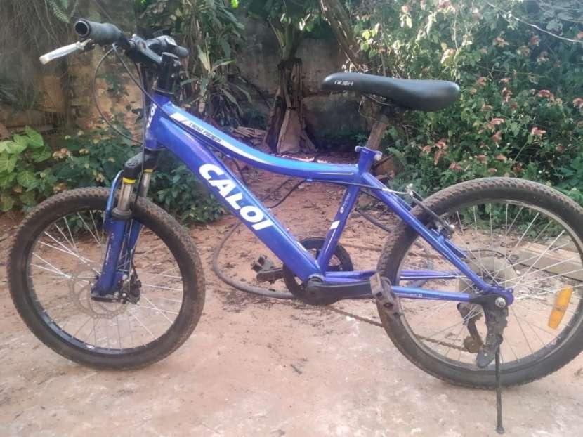 Bicicleta Caloi Aro 20 - 2
