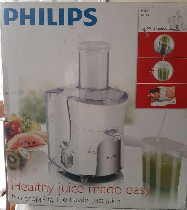 Extractor de jugo Philips - 0
