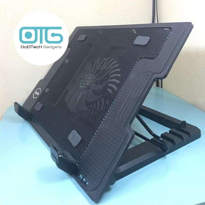 Base cooler para notebook - 1
