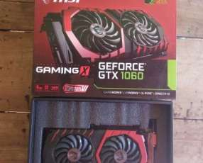 Tarjetas de Vídeo MSI GTX 1060 6GB