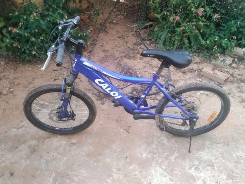 Bicicleta Caloi Aro 20 - 1