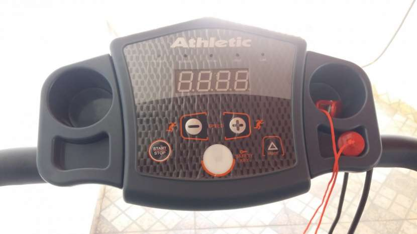 Cinta Caminadora Athletic 16T - 3