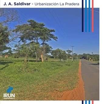 Terrenos en J. Augusto Saldivar - 0