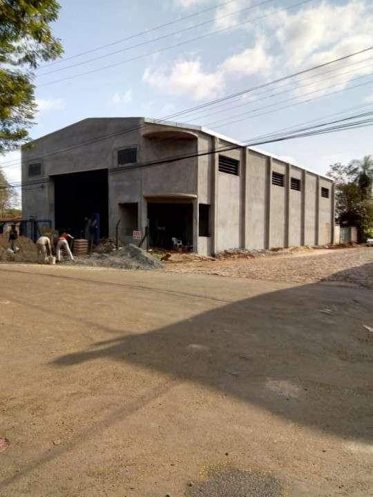 Tinglado 420 m2 a estrenar Km 6 Ciudad Del Este - 0