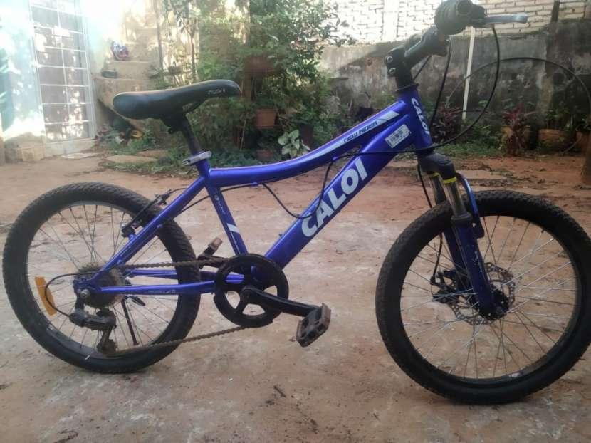 Bicicleta Caloi Aro 20 - 4