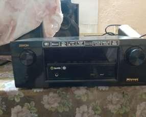 Receiver amplificador de audio denon 7.1