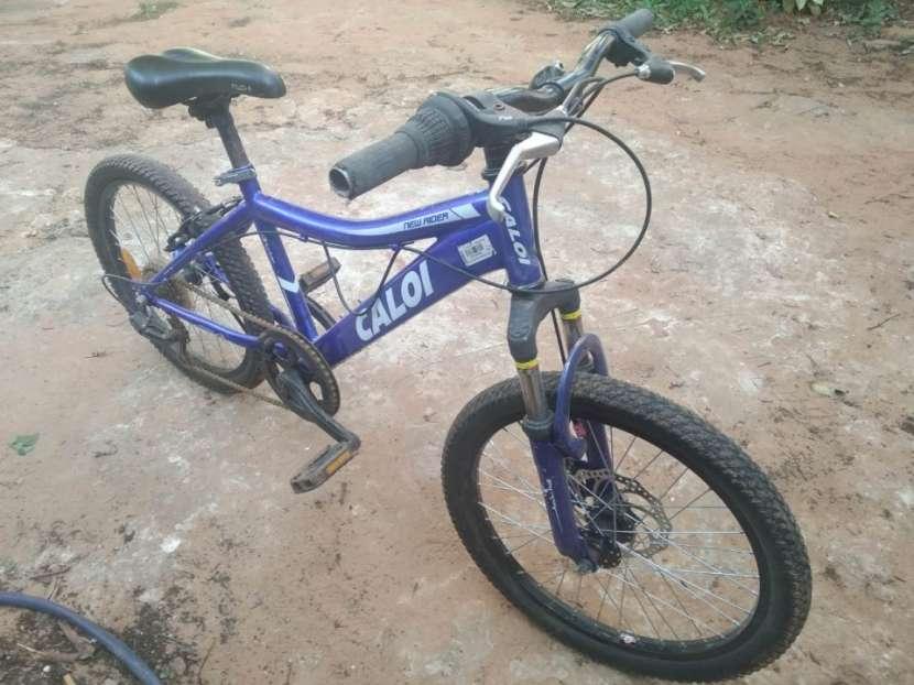 Bicicleta Caloi Aro 20 - 5