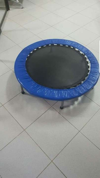 Cama elástica para gym 0.90 m- mini trampolín - 2