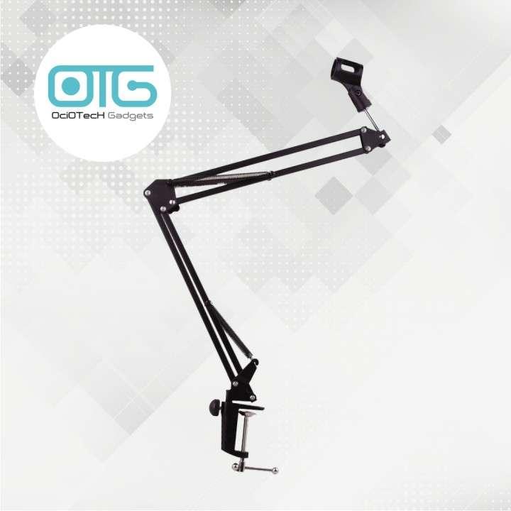 Pedestal brazo boomer para micrófono - 0