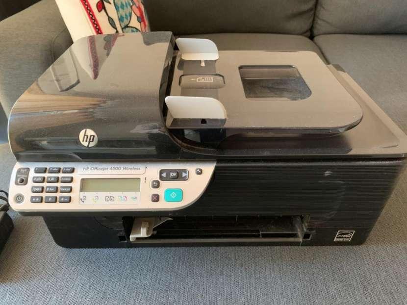 Impresroa HP Officejet 4500 wireless - 0