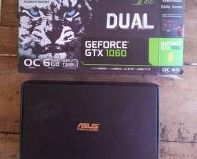 Tarjetas de Video ASUS GTX 1060 6GB