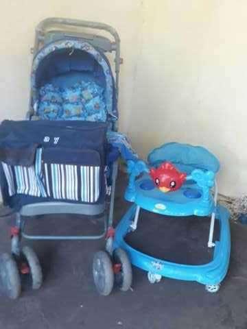 Carrito y andador para bebé - 2