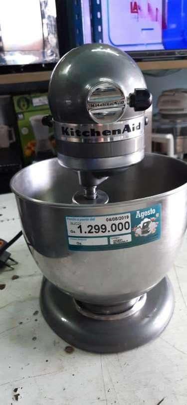 Batidora kitchenaid - 5