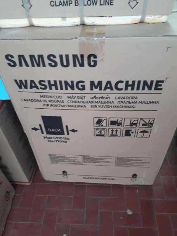Lavarropas Samsung 10.5 kg - 2