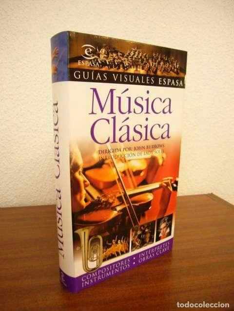 Libro música clásica - 0