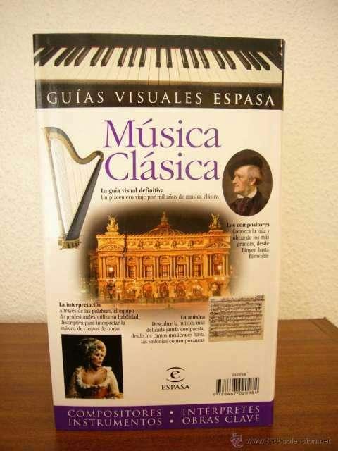 Libro música clásica - 1