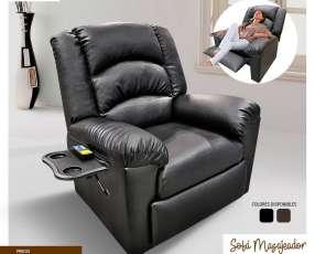 Sofá masajeador