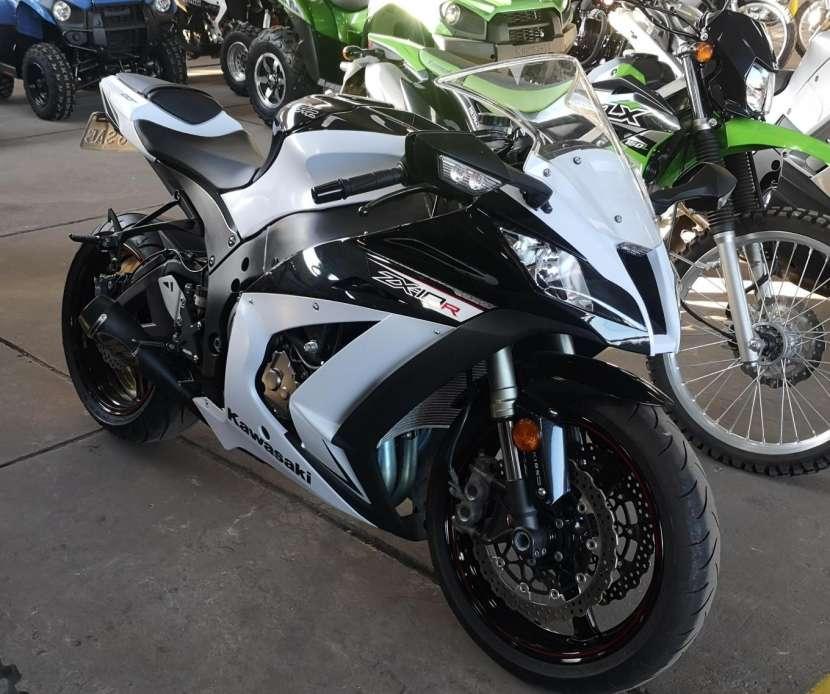 Kawasaki zx10r KRT - 0