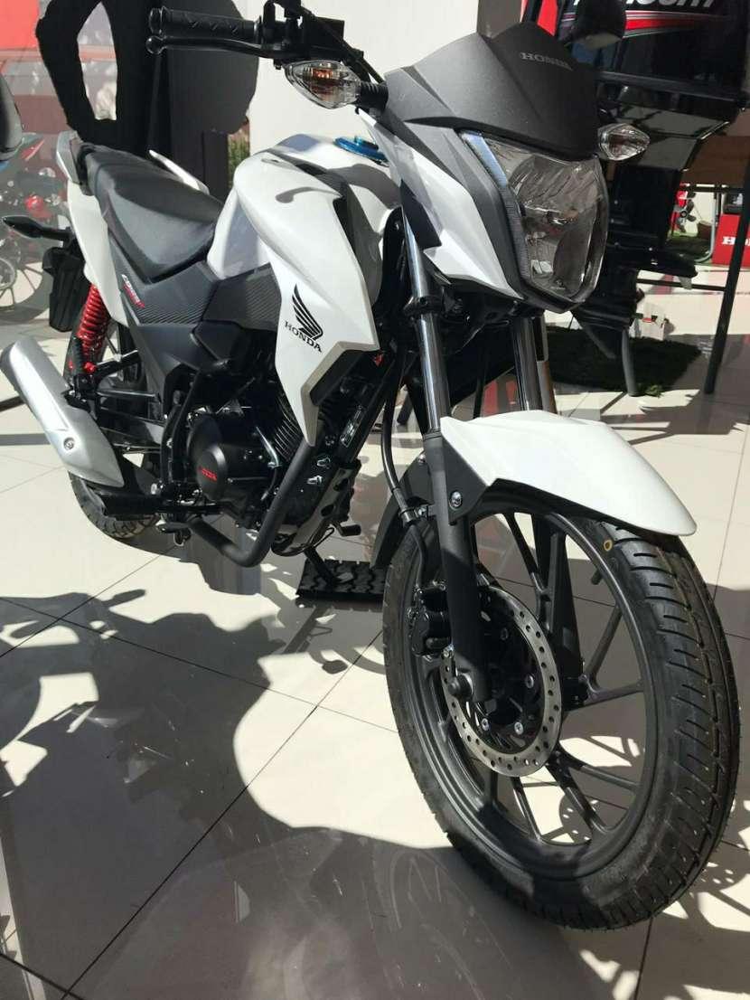 Honda CB 125 Twister - 0