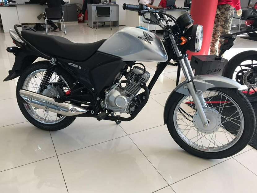 Honda CB1 125 ES - 0