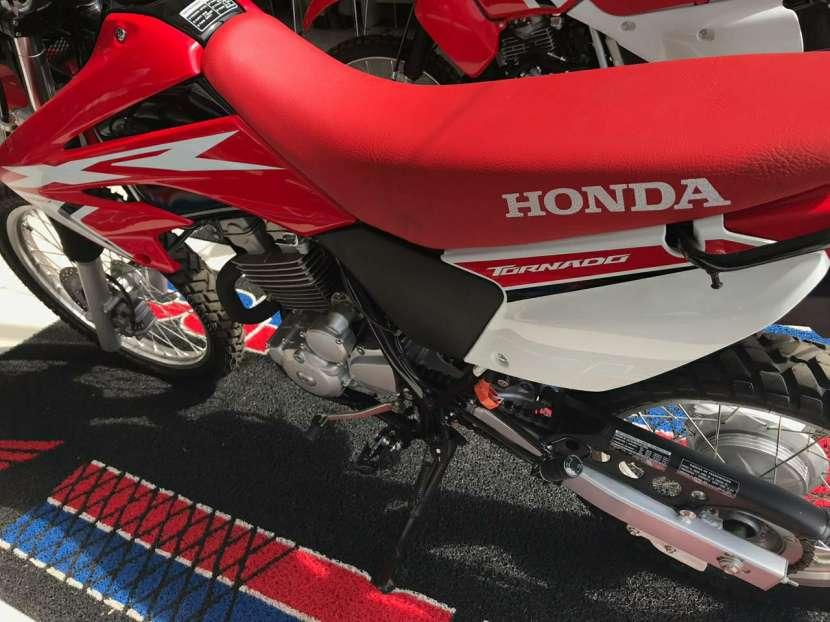 Honda XR 250 Tornado - 2