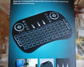 Teclado Inalambrico Smart tv, TV box, Celular, PS4