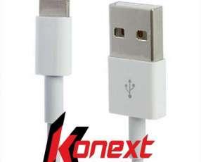 Cable de datos usb para iPad y iPhone