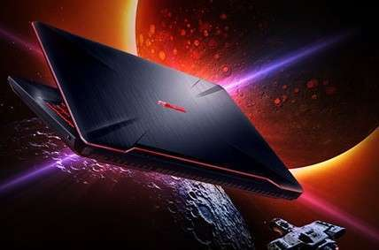 Notebook Asus FX504 - 0