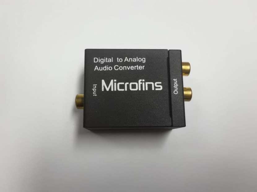 Conversor de audio digital a analógico - 2