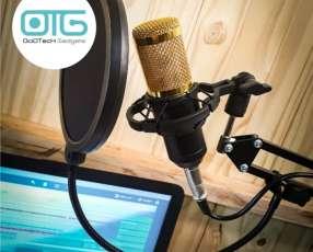 Soporte araña para microfono