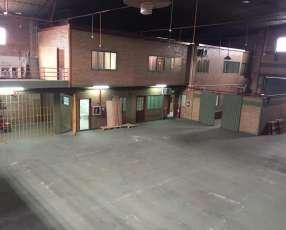 Alquilo depósito de 1.300 m2 zona CIT