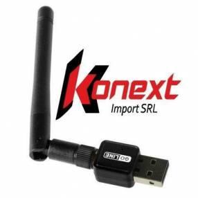 Tarjeta de wifi usb con antena
