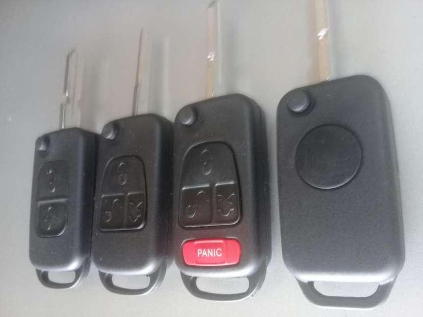 Carcasa de llave Mercedes Benz - 0