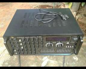 Amplificador MB 6000W