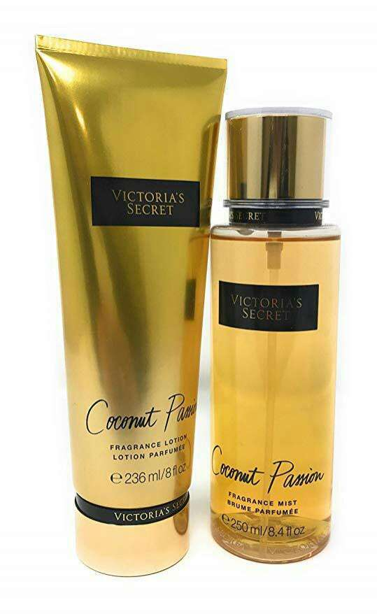 Pack Victoria's Secret - 4