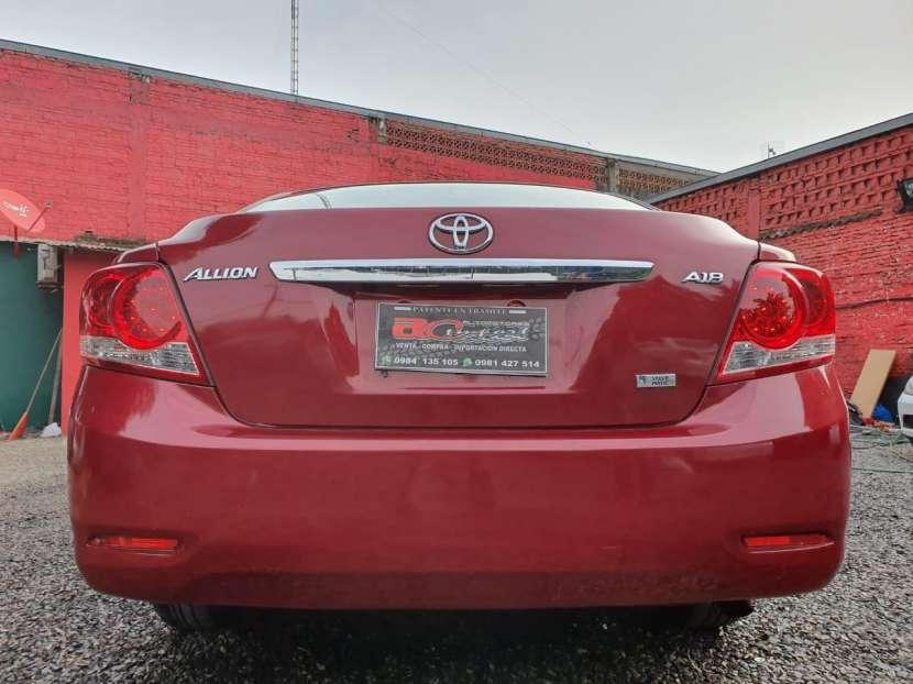 Toyota New Allion 2010 - 8