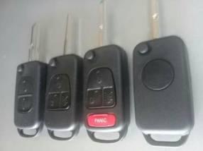Carcasa de llave Mercedes Benz