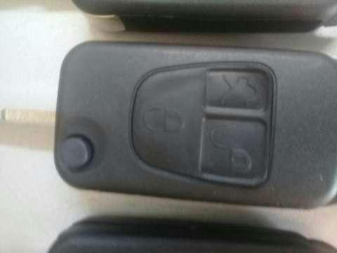 Carcasa de llave Mercedes Benz - 3