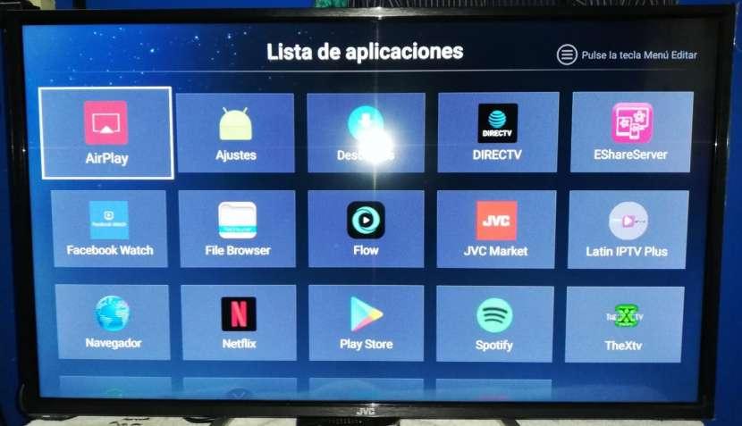 Tv Smart JVC 32 pulgadas - 0