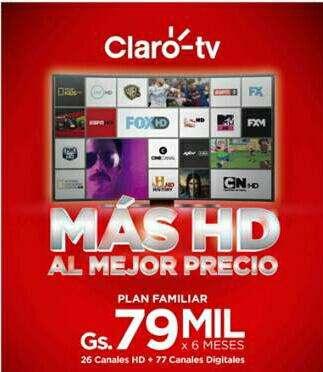 Claro TV - 0