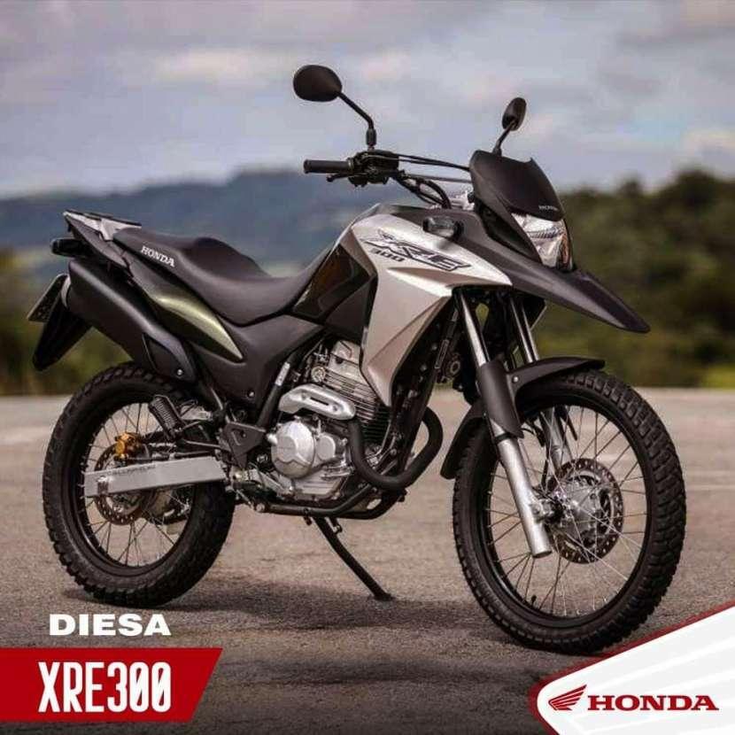 Moto Honda XRE 300 - 0