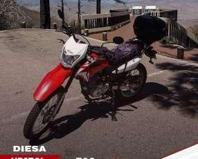 Moto Honda XR 150 L