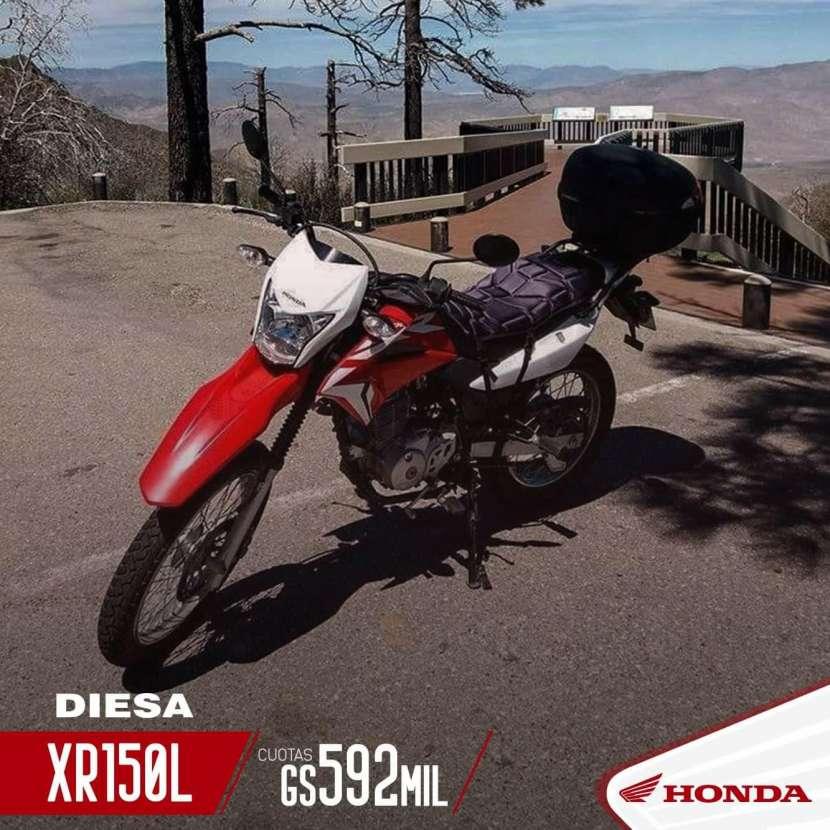 Moto Honda XR 150 L - 0