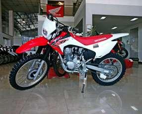 Moto Honda 230 F - Enduro