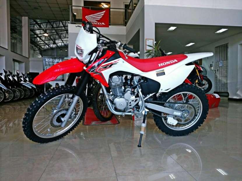 Moto Honda 230 F - Enduro - 0