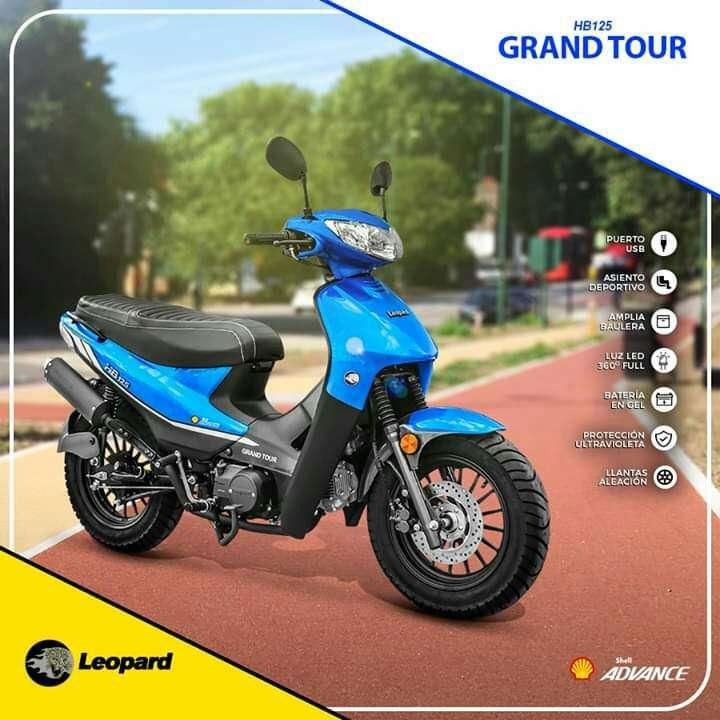Motos Leopard - 0