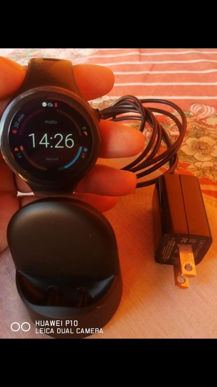 Smart Watch Moto 360 sport 2da Generación - 0