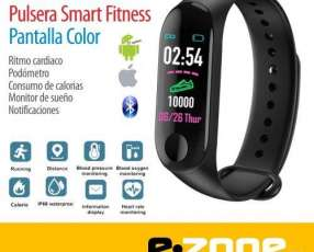 Pulsera Smart Fitness Color M3 Pro