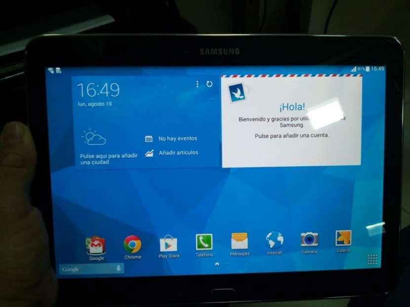 Tablet Samsung GALAXY Tab 4 - de 10 pulgadas - 5