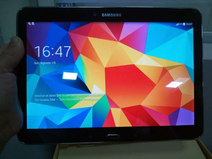 Tablet Samsung GALAXY Tab 4 - de 10 pulgadas - 3